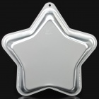 Aluminum Alloy Star Shaped Cake Pan