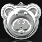 Aluminum Alloy Animal Crackers Panda Head Shaped Cake Pan