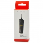 Wired Remote Shutter Release for Nikon D90 / D3100 - Black