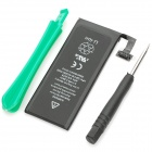 Ersatz 3,7 V 1430mAh Batterie w / Assembly Tools Kit für das iPhone 4S