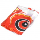 Koi Carp Nobori Wind Sock Koinobori Fish Kite bandera - color al azar