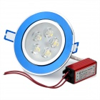 5W 3500K 320-Lumen 5-LED Warm White Light Ceiling Down Lamp w/ Driver (AC 100~245V)