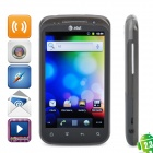 "W880 Android 2.3.4 WCDMA Smartphone w/ 4.3"" IPS Capacitive, Dual SIM, Wi-Fi and GPS - Grey"