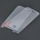 Protective Front + Back Matte Frosted Screen Protector Guard Film + Cleaning Cloth for Iphone 4 / 4S