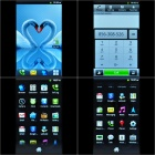 "Neobox Android 2.3.4 WCDMA Smartphone w/ 3.8"" IPS Capacitive, Dual SIM, Wi-Fi and GPS - Black"