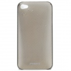 Pisen Protective PC Case for Iphone 4 - Translucent Grey