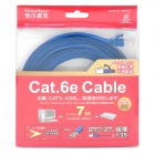 POWERSYNC Cat.6e RJ-45 Cable trenzado de red plana (700cm)