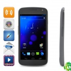 "Samsung Galaxy Nexus I9250 Android 4.0 WCDMA Smartphone w/4.6"" Super AMOLED, Wi-Fi and GPS - Black"