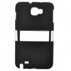 Protective ABS Back Case for Samsung i9220 - Black