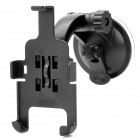 Car Swivel Suction Cup Mount Holder for Iphone 4 / 4S - Black