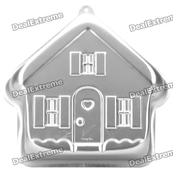Wonder House Style Aluminum Alloy Cake Pan Mold - Silver коврик для ванной iddis curved lines 50x80 см 402a580i12 page 7