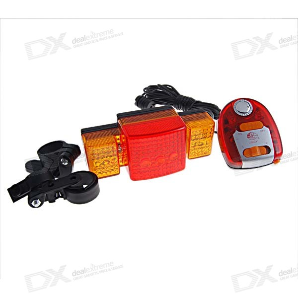 9-LED Turning Signal Lights with Electronic Horn for ...