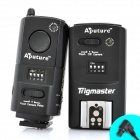 APUTURE Trigmaster Wireless Flash Trigger Transmitter Receiver Set for Canon EOS 7D / 5D + More