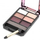 Cosmetic Makeup 7-Color Eye Shadow Kit with Smudger