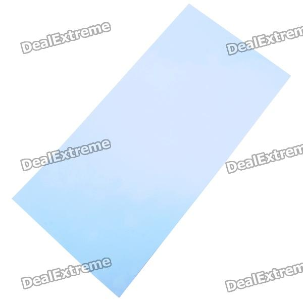 MC-2.0T DIY Thermal Conductive Silicone Pad for Heat Sink - Blue (400 x 200 x 2.0mm) diy silicone thermal pad heat conduct mat for heat sink grey 400mm x 200mm x 1mm