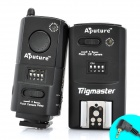 APUTURE Trigmaster Wireless Flash Trigger Transmitter Receiver Set for Canon EOS 550D + More