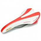 AEST YSAD-03 para bicicleta Saddle Seat - Red + White
