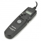 "APUTURE 1.0"" LCD Wired Timer Remote Shutter Release for Canon EOS 1DX / 7D / 50D + More (1 x CR2023)"