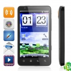 "Y368 Android 2.3 WCDMA TV Smartphone w/4.3"" Capacitive, Dual SIM, Wi-Fi and GPS - Black"