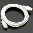 2160P HDMI Male to Male Connection Cable - White (300cm)