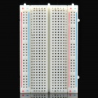 300 Tie Points Prototype Solderless Breadboard - White