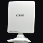 EDUP EP-6506 2000mW 54Mbps 802.11 B / G WiFi USB Wireless Network Adapter - White