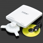 EDUP EP-6506 2000mW 54Mbps 802.11 b/g USB WiFi Wireless Network Adapter - White