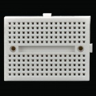 170 Points Mini Breadboard - White
