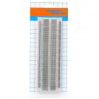 Solderless Breadboard 630 Tie Points - Transparent
