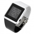 Fashion Waterproof Digital Wrist Watch - White (1 x CR2025)