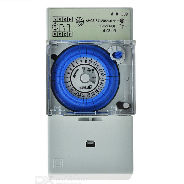 SUL 181h Timer Switch (110~230V)