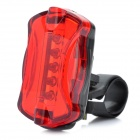 7-Mode Red Bike Tail Light 