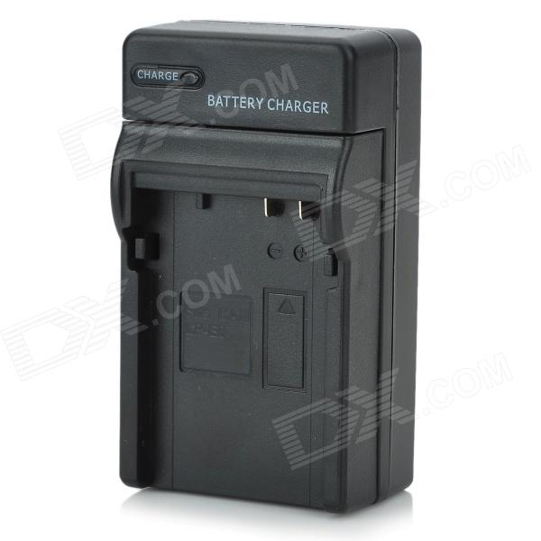 Camera Battery Charger for Canon LP-E8 (100~240V) original brand new lp e8 lpe8 battery for canon eos 550d 600d 650d 700d kiss x4 x5 x6i x7i rebel t2i t3i t4i t5i lc e8e camera