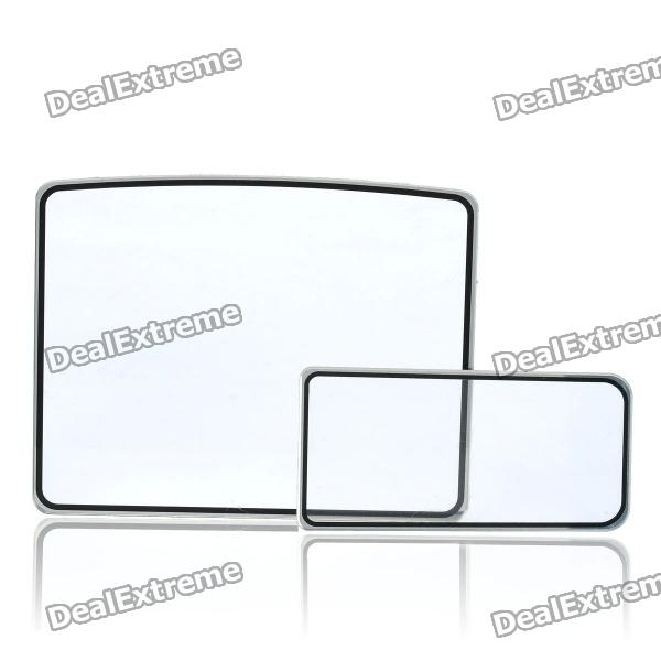 Protective Snap-on Hard Screen Protector Covers for Nikon D300 (2-Piece Set)