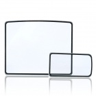 Protective Snap-on Hard Screen Protector Covers for Nikon D700 (2-Piece Set)