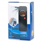 "1.0"" LED 3-Digit Digital Alcohol Breath Tester - Black (2 x AA)"
