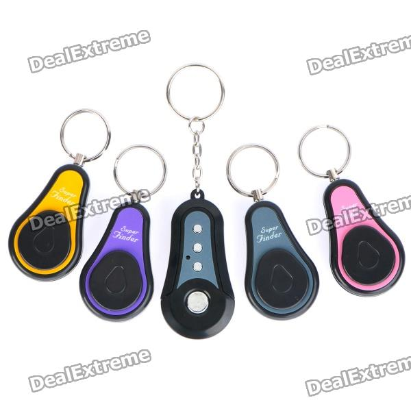 Wireless Remote Control Goods Finder Anti-Lost Alarm Device Set - Random Color
