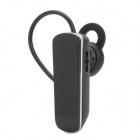 Designer's Bluetooth 3.0 Handsfree Headset with Microphone - Black (8-Hour Talk/72-Hour Standby)