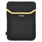 Protective Inner Case Bag Pouch for iPad 2 - Black + Orange