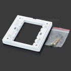 86 wall Mount Switch frontpanel