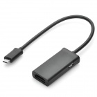 Micro USB/MHL to HDMI Adapter - Black