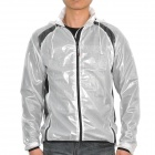 RIPOSTE Water Resistant Riding Jacket - White (Size-M)
