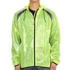 RIPOSTE Water Resistant Riding Jacket - Yellow Green (Size-M)