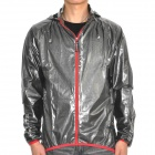 RIPOSTE Water Resistant Riding Jacket - Black (Size-L)