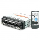 "7"" Resistive Touch Screen Car DVD Media Player w/ GPS / DVB-T / Analog TV / Bluetooth / FM / SD"