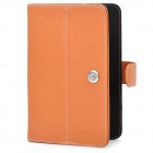 "Protective PU Leather Case for 7"" & 8"" Tablet - Brown"
