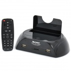Q5HD SATA HDD Docking Station Full HD 1080P Media Player