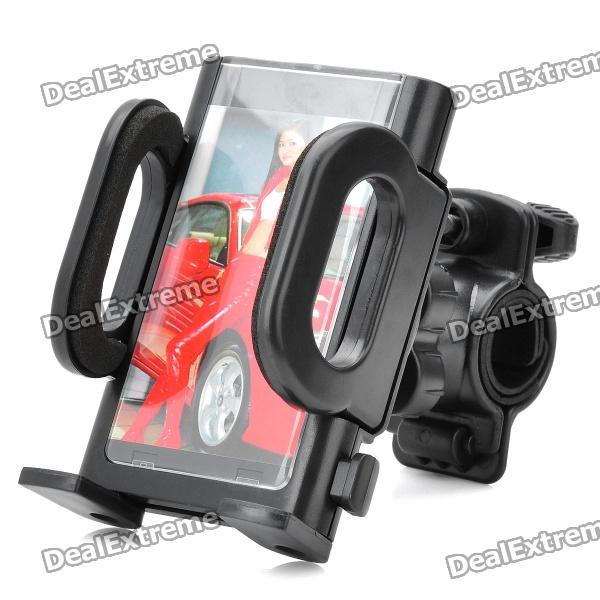 Universal Bicycle Swivel Mount Holder for Cell Phone + More (Width-6~12cm) windshield universal swivel rotation car mount holder for cell phone gps psp iphone black