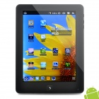 "M80005W Android 2.2 Tablet PC w/ 8"" Resistive, Camera, TF and Wi-Fi (256MB DDR2 / 4GB Flash)"