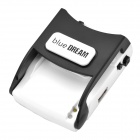 Universal Battery Charger w/ USB Power Supply Port for Cell Phone (AC 100~240V / 2-Flat-Pin Plug)